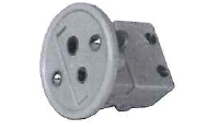 Thermocouple Accessories Standard Panel Jack